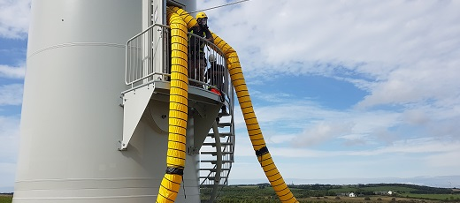 HLS Wind - Confined Space Entry and Rescue