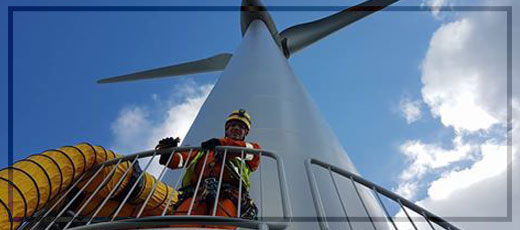 HLS Wind - Our Services - Wind Turbine Maintenance