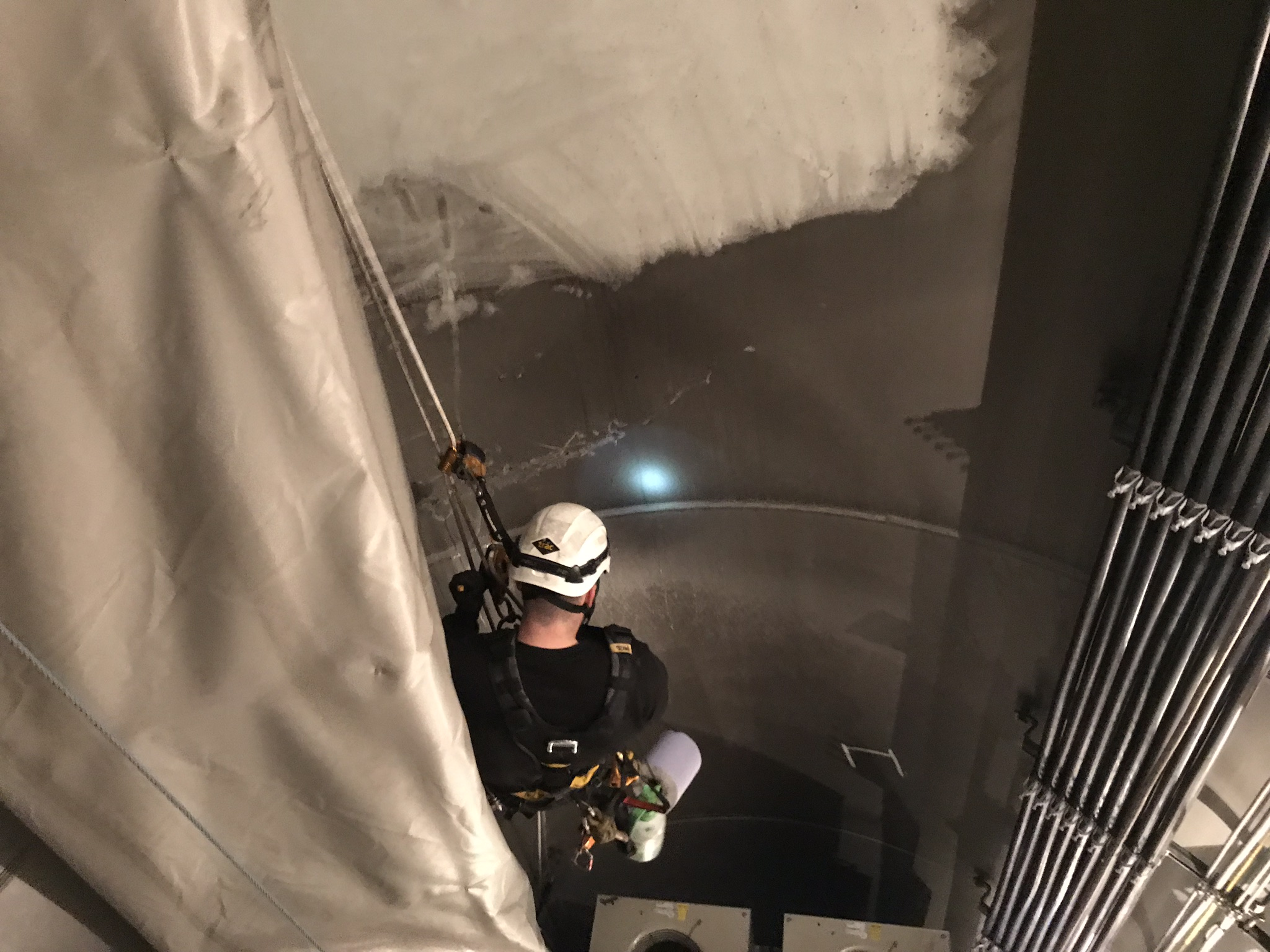 HLS Wind - Wind Turbine Cleaning